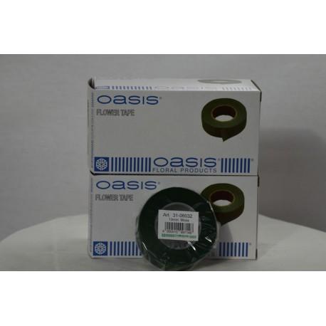Oasis Flower Tape Moosgrün