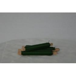 Drahtspule Grün
