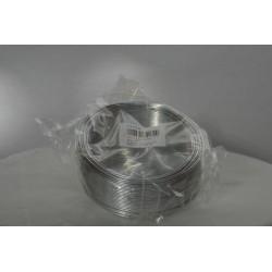 Aluminium Draht silber