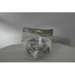 Aluminum Draht silber 1mm