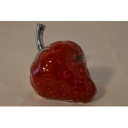 Keramik Erdbeere klein