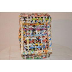Korb Recyclingpapier