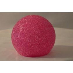 LED-Kugel pink klein