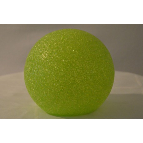 LED Kugel grün groß