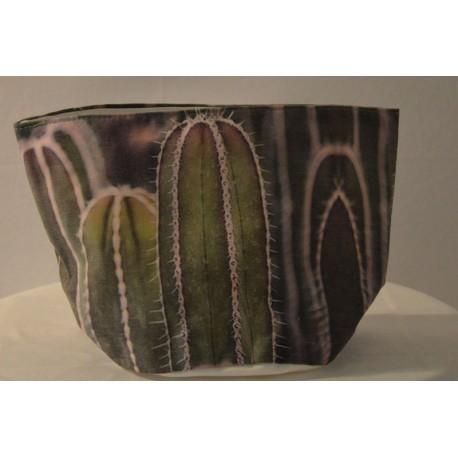 Stoffkorb Kaktus 2