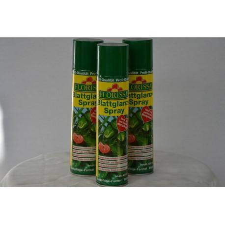 Blattglanzspray