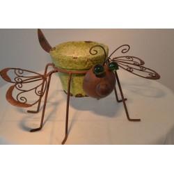 Blech Libelle