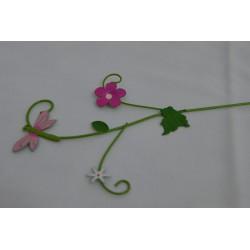 Blumenstecker Libelle