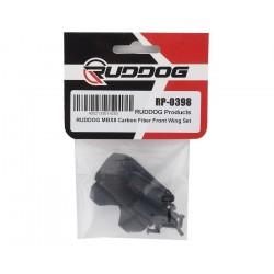 Ruddog Carbon Fiber Front Wing Set