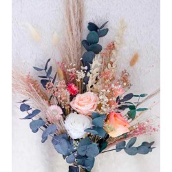 Trockenblumenstrauß 17