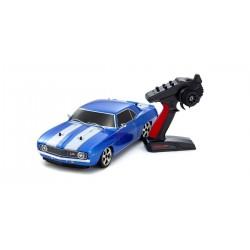 Kyosho FW06 Chevy Camaro  Z28 1:10 Nitro RTR blau