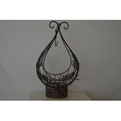 Eisen Vase