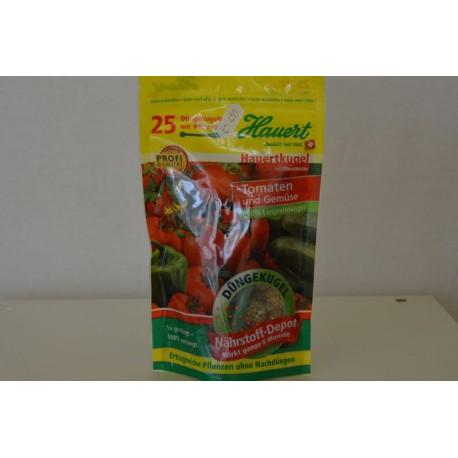 Tomaten und Gemüse Langzeitdünger