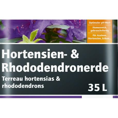 Rhododendron Erde