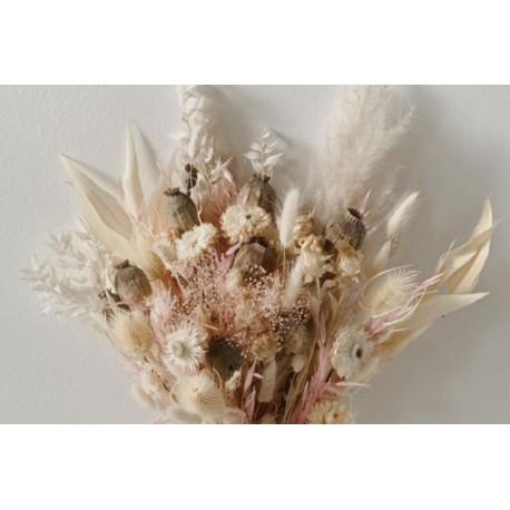Trockenblumen Strauß 2