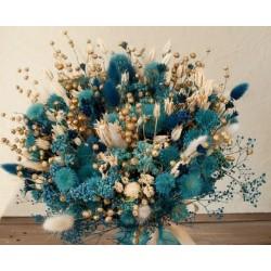 Trockenblumen Strauß 3