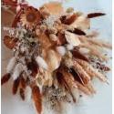 Trockenblumen Strauß 4