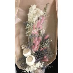 Trockenblumen Strauß 5