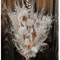 Trockenblumen Strauß 6