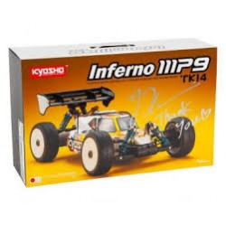 Kyosho mp9 tki4 SPEC A